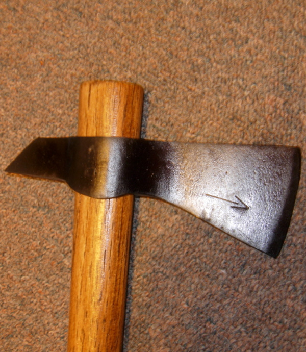 British Boarding Axe