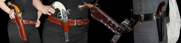 Lee Enfield  tanker   Holsters