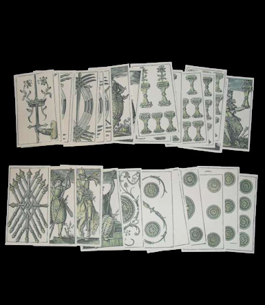 Early German Playing Cards 1616