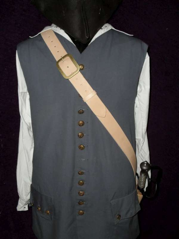 The Basic Pirate sword baldric