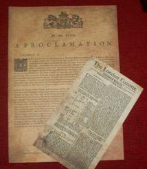 Act of Grace Proclamation